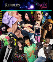 People render