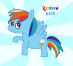 MLP:FiM - Rainbow Dash