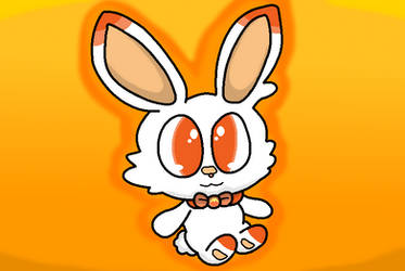 Scorbunny (Jewelpet Style) by Harmony--Bunny
