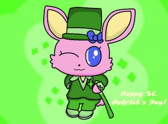 St. Patrick's Day! (2019) by Harmony--Bunny