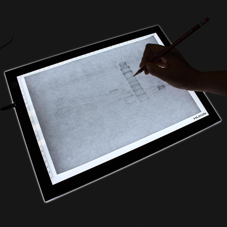 A3 Light Board By Huion On Deviantart