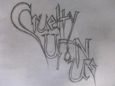 Cruelty Upon Us . Logo by 12-BLaCK-RainB0Ws
