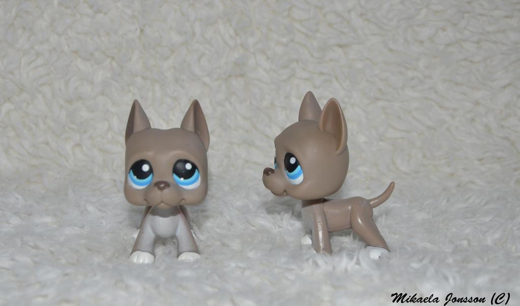 Littlest pet shop grand danois 184 by michaela saade on deviantart - Grand petshop ...