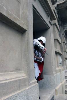 Assassins Creed Ezio (female version)