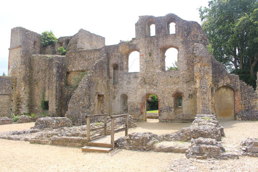 Ruins of Wolvesey Castle