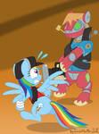 Pony Vs Machine