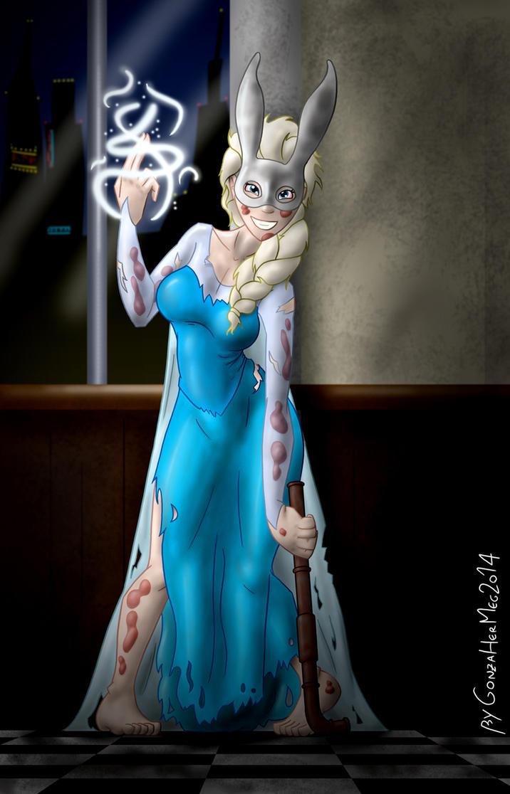 Splicer Elsa by GonzaHerMeg