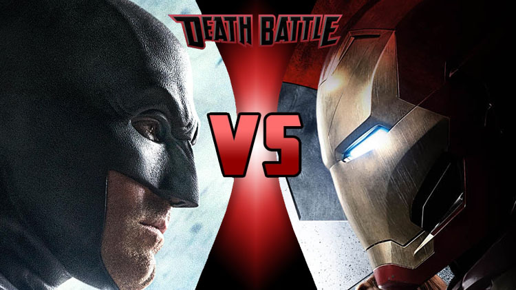 Batman Vs Iron Man | batman vs iron man who will win you ...