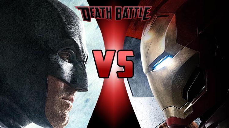Batman Vs Iron Man | batman vs iron man who will win you ...