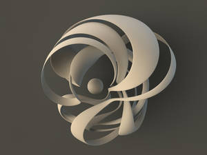 Abstract shape 1