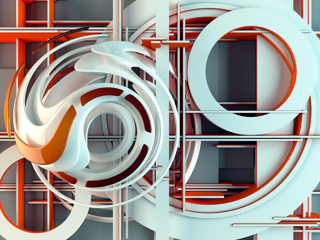 Abstract shape 11 by paulcorfield
