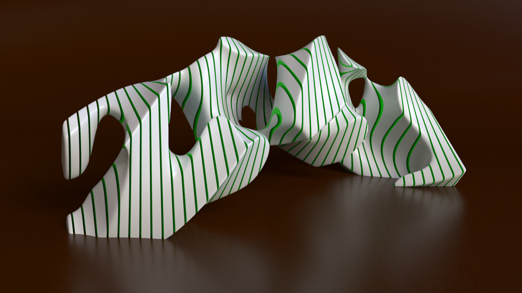 Parametric shape by paulcorfield