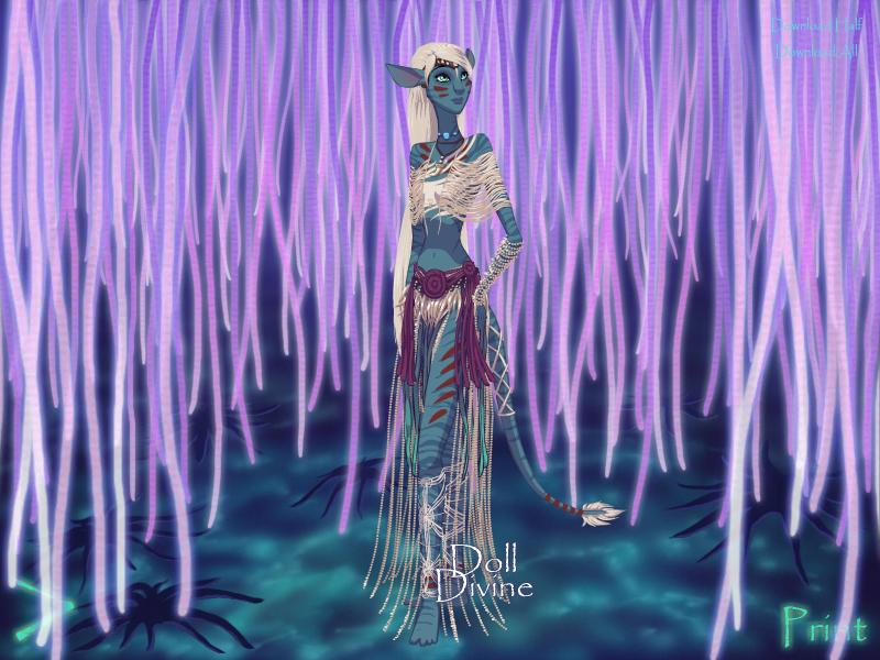 Doll-Divine-Creation-wide by ScarletPearlPrincess