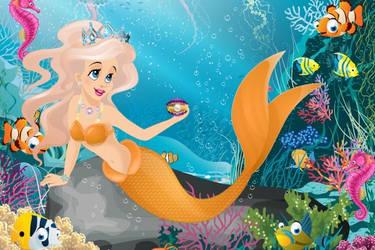 Mermaid Princess #2