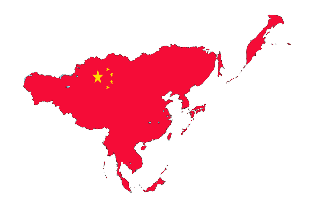 Greater People's Republic of China by ARPS123