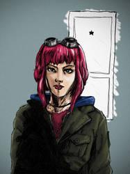This one girl... by J-Garou