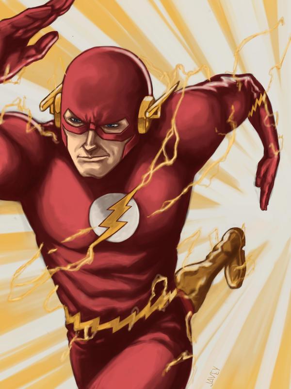 Run, Barry, run! by J-Garou