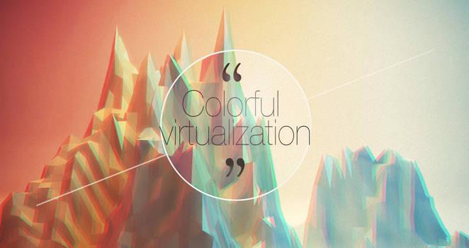 Colorful virtualization
