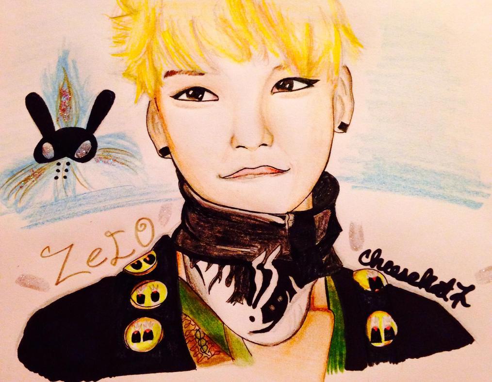 Zelo from BAP (kpop) by Cheesekat7 on DeviantArt Zelo 2014