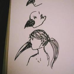 Character Design Sketch#2