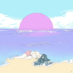 Let the sea wash away your tears