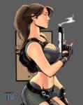 Lara Croft - Debalfo