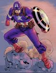 WWII Captain America