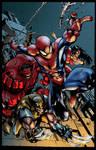 [Battle Artist] Avenging SpiderMan