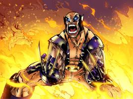 Wolverine by NimeshMorarji