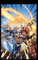 [Battle Artist] Ultimate FF4 by NimeshMorarji