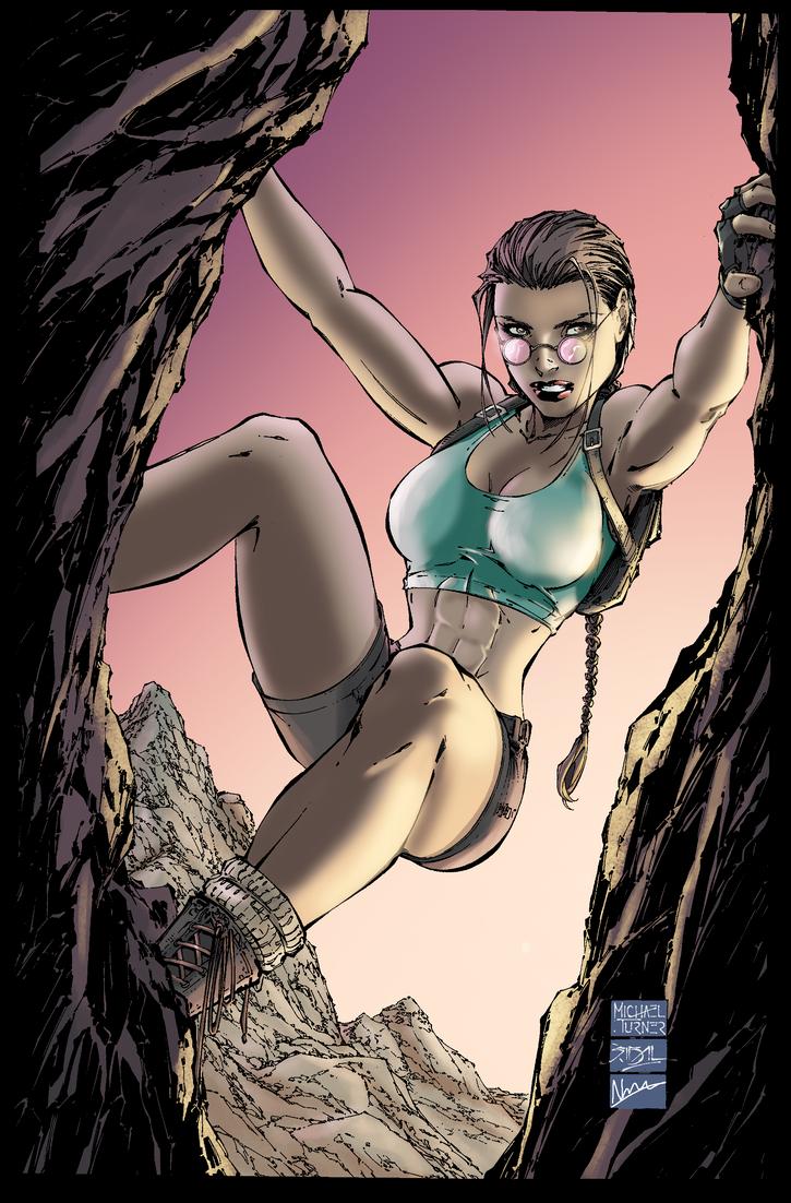 Tomb Raider - Lara Croft by NimeshMorarji