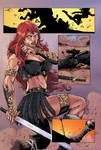 Red Sonja 73 Page 17
