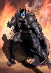 Batman V Superman by NimeshMorarji