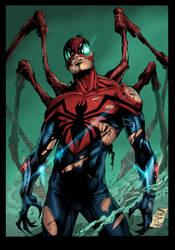 Superior Spider Man by NimeshMorarji