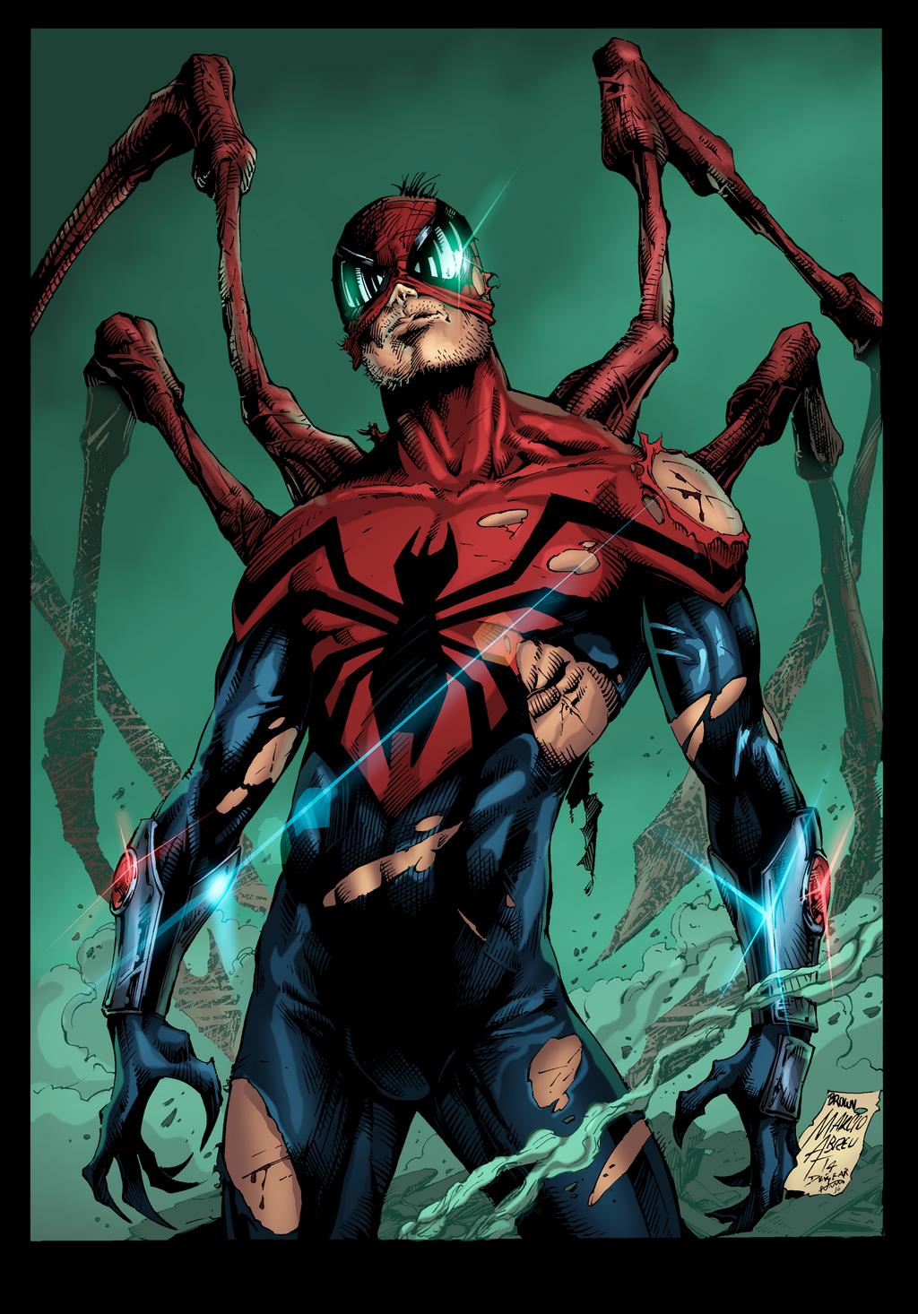 the superior spider man - photo #30