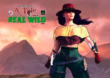 [A Tale Real Wild] Lucita marveling away by NimeshMorarji
