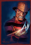 Freddy Krueger by NimeshMorarji