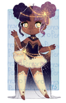 Cosmos Inspired Adoptable #5 (CLOSED)
