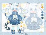 [OPEN] Adopt #03 by FlameJiBi