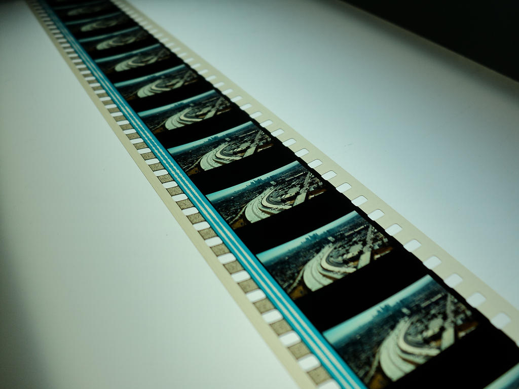 35mm film stock
