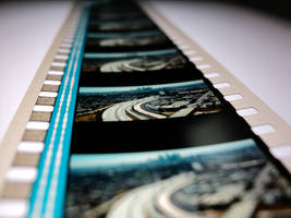 35mm film strip stock by mannyisdead