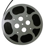 16mm Reel With Film