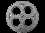 16mm Film Reel With Measurement in feet