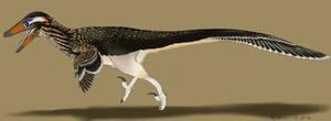 Velocirptor-redo by Medenadragon