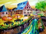 Colmar, France by terryBrooks