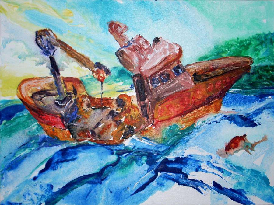 Alaska crab boat for sale ak fish counts for Alaska fish counts