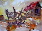 Autumn fox 10 by terryBrooks