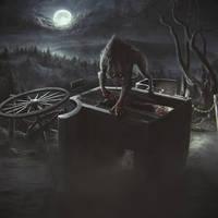werewolf by stoudaa