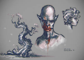 sketches by stoudaa