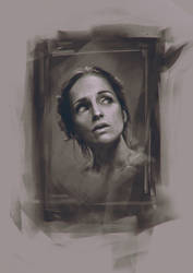 Agnes Obel by stoudaa
